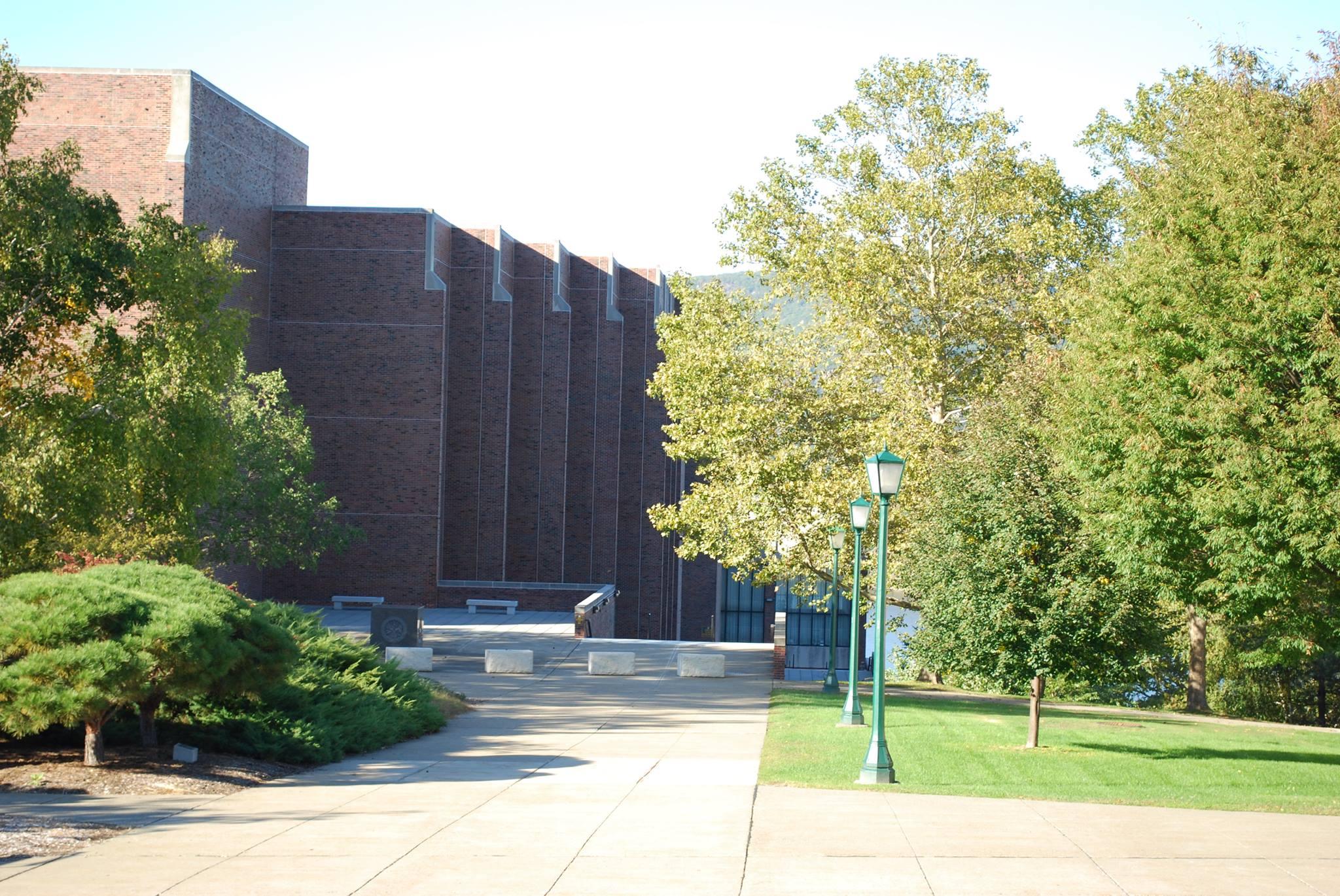 Steps of Ike Hall Steep
